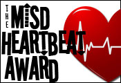 MISD Heartbeat Award Recipients